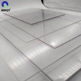 Восходящий поток теплого воздуха продуктов любимчика формируя прозрачную прозрачную пленку любимчика листа APET