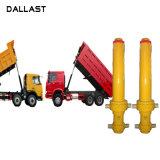 Agricultural Dump Truck를 위한 드는 Single Acting Hydraulic Cylinder