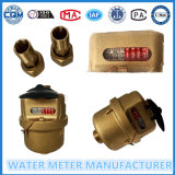 Contador del agua, Tipos medidor de agua volumétrico pistón rotatorio