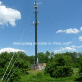 Preiswerter heißes BAD galvanisierter StahlGuyed Radiotelekommunikationsaufsatz