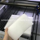 Tagliatrice del laser del CO2 per i materiali da imballaggio alla riga con EVA, EPE, taglierina del laser della gomma piuma dell'unità di elaborazione