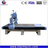 1325 Strong rebajadora CNC para madera 1300x2500mm Máquina Router CNC estable