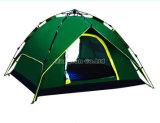2 a 3 Pessoa tenda, Full automatic Camping tenda, Tenda de Lazer