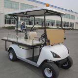 Il CE ha approvato l'automobile elettrica dell'ambulanza delle 2 sedi (DVJH-2)