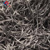 Fibra resistente del polipropilene cumulativo del cemento per calcestruzzo