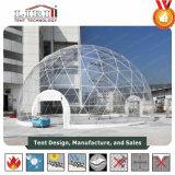 판매를 위한 백색 PVC 덮개 지오데식 돔 천막 반구
