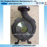 ANSI Goulds 3196 Chemical Process Pump Casing van het roestvrij staal (2X3-10)
