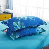 Heiße verkaufende spätester Entwurf gedruckte Muster Microfiber Ansammlungs-Bettwäsche