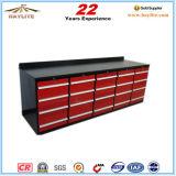 Горячая продажа металла стальной шкаф для хранения инструмента с 20 ящиками