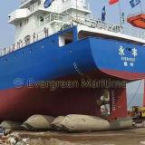 Bolsas a ar de lançamento do navio de recipiente para o serviço marinho