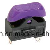 Фен кулисный переключатель кулисный переключатель электрической безопасности переключатель овальной формы 250 В переменного тока