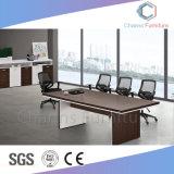 호화스러운 가구에 의하여 박판으로 만들어지는 회의 테이블 회의 책상 (CAS-MT1802)