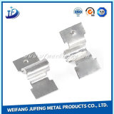 Aço inoxidável/alumínio/peça carimbada metal para o conetor