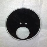 vetro Tempered nero di 5mm per la parete della cucina
