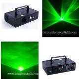 Grüne Weihnachtslichter Laser-2W im Freien