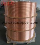 La norme ASTM B68 niveau bobine de cuivre de la plaie pour le chauffage