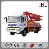Alto camion della pompa per calcestruzzo di serie di Jiuhe V di affidabilità, di economia, di sicurezza e di durevolezza