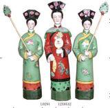 中国の旧式な陶磁器の状態Lw339