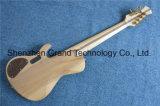 Гитара 7 шнуров электрическая басовая с телом вяза (GB-29)