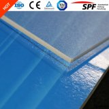 Vidro temperado de arco PV para Módulo Solar