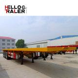 3 as Aanhangwagen van de Vrachtwagen van 40 voet Flatbed Semi