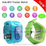 Várias crianças Rastreador GPS assista com posição tripla (H3)
