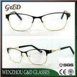 Spettacolo popolare del telaio dell'ottica degli occhiali di Eyewear del metallo del nuovo prodotto di stile