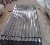 Strato d'acciaio galvanizzato ondulato del tetto per l'Africa