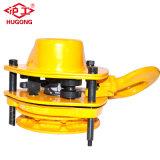 Vd 1tの黄色い手動起重機のチェーンブロック