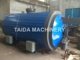 Borracha regenerada Desulfurizing aquecimento eléctrico de Óleo do Tanque Devulcanizing Máquina de câmara