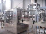 병 청량 음료 탄산 물 충전물 기계