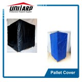 Heavy Duty Black PVC pallet Covers with Hook simmers
