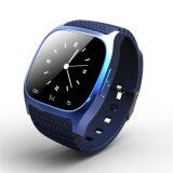Da câmera esperta do bracelete do telefone do relógio de M26 Smartwatch Wirelss Bluetooth relógio Anti-Perdido de controle remoto do alarme para o Android do Ios