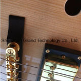 Voltar Flamed Es175 corpo oco de Jazz guitarra eléctrica (ES-175)