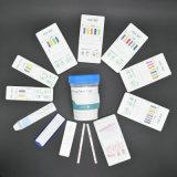 Test Één van de drug de 3-drug van de Stap in Uitrustingen van 1 van het Formaat Test van de Urine de Snelle (Colloïdaal Goud)