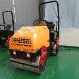 Rodillo compactador de doble tambor de la carretera Fabricante de rodillos (CAD-900)