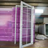 بيضاء لون [أوبفك] قطاع جانبيّ شباك باب ضعف زجاج مع شبكة [ك02049]