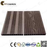 Decking composito di plastica di legno di tecnologia composita di plastica di legno di WPC (TS-04)