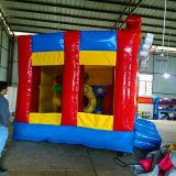 Castello gonfiabile di rimbalzo per gioco da bambini