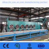 Feuille de caoutchouc de Qingdao Evertech de la machine de refroidissement