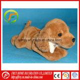연약한 개의 견면 벨벳 장난감을%s 중국 제조
