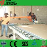 中国製石膏ボードの製造業機械