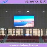 P5 중국 공장 광고를 위한 실내 풀 컬러 조정 LED 영상 벽 전시 화면