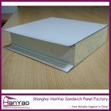 50mm/75mm/100mm Farben-Stahlpolyurethan PU-Zwischenlage-Panel für Wand-Isolierung