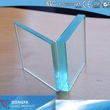Tamanho Grande Thcik Alto Desempenho Starphire Ferro baixa o vidro temperado