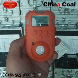 吸引ポンプを搭載する携帯用アンモナルNh3のガス探知器