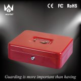 Hot Salts Metal Cash Box, Portable Money Box