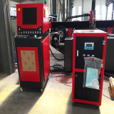 Coupure de feuille de tube en métal de fibre de laser de matériel de construction
