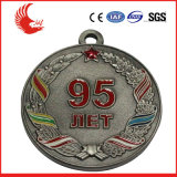 Nuevo diseño personalizado de metal barato de la medalla de alta calidad