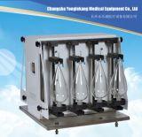 Separação de Óleo líquido de laboratório agitador vertical pela extração do funil de separação